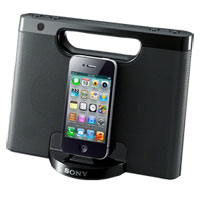 Sony Portable Dock with Lightning Connector for iPhone and iPod