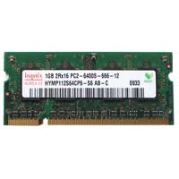 Hynix 1GB DDR2-800/667/533 (PC2-6400) CL6 SO-DIMM Laptop Memory Module