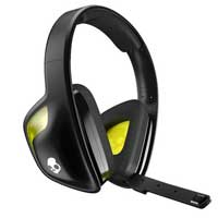 Skull Candy SLYR Over-Ear Gaming Headset - Black/Yellow