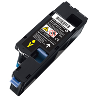 Dell C1660W Yellow Toner Cartridge