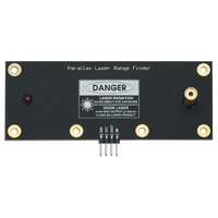 Parallax, Inc. Laser Range Finder