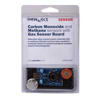 Parallax, Inc. Gas Sensor Board for Methane and Carbon Monoxide