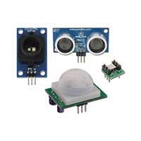 Parallax, Inc. Introduction to Sensors Kit