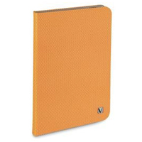 Verbatim Folio Case for iPad Mini - Tangerine Orange