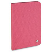 Verbatim Folio Case for iPad Mini - Bubblegum Pink