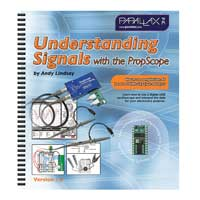 Parallax, Inc. UND SIGNALS WITH PROPSCOP