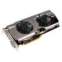 MSI Radeon HD 7970 Overclocked TwinFrozr III 3072MB GDDR5 PCIe 3.0 x16 Video Card