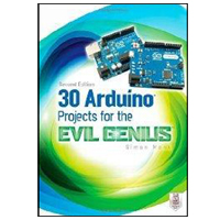 McGraw-Hill 30 ARDUINO PROJECTS EVIL