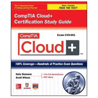 McGraw-Hill COMPTIA CLOUD CERT STUDY