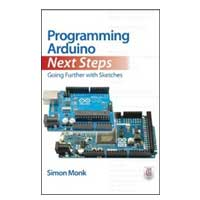 McGraw-Hill Programming Arduino Next Steps: Going Further with Sketches, 1st Edition