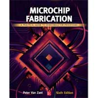 McGraw-Hill MICROCHIP FABRICATION 6/E