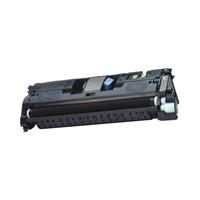 Micro Center Remanufactured HP 121A Black Toner Cartridge