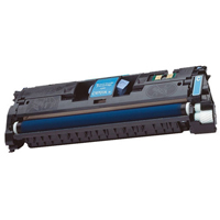 Micro Center Remanufactured HP 121A Cyan Toner Cartridge