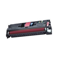 Micro Center Remanufactured HP 121A Magenta Toner Cartridge