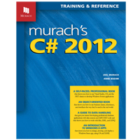 Mike Murach & Assoc. Murach's C# 2012, 5th Edition