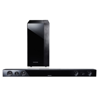 Samsung HWF450 2.1 Sound Bar & Wireless Subwoofer System