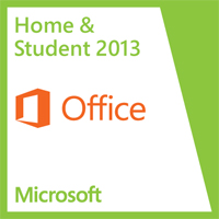 Microsoft Office 2013 Home Student 1-User OEM (PC) For PowerSpec Customers Only