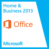 Microsoft Office 2013 Home and Business 1-User OEM (PC)