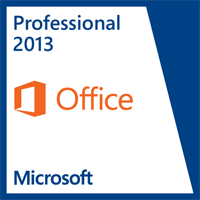 Microsoft Office 2013 Professional 1-User OEM (PC)