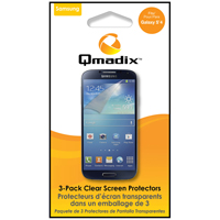 Qmadix Screen Protector for Samsung Galaxy S4
