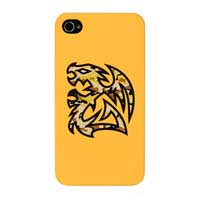 Battle Dragon Case for iPhone 4S - Yellow