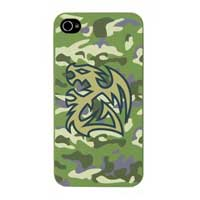 Battle Dragon Case for iPhone 4S - Green