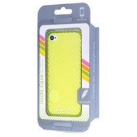 Icicle Case for iPhone 4S - Yellow