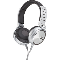 Sony MDR-X05 The X Stereo Headphones Silver/Black