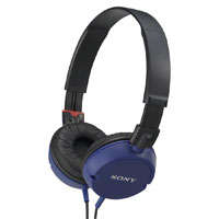 Sony MDR-ZX100 On Ear Outdoor Stereo Headphones