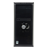 Dell OptiPlex 755 Windows 7 Professional Desktop Computer Off Lease Refurbished