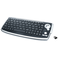 Inland 2.4G Wireless Keyboard with Trackball
