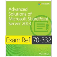 Microsoft Press EXAM REF 70-332 ADVD SOLU