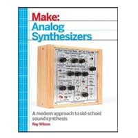 O'Reilly MAKE ANALOG SYNTHESIZERS