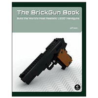 No Starch Press BRICKGUN BOOK