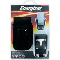 Energizer Rugged Ballistic Nylon Case with built in LED light - Vertical Smartphones