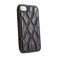 G-Form Xtreme Case for iPhone 5 - Black/Black