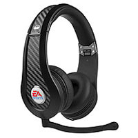 Monster Game MVP Carbon On Ear Headset by EA Sports
