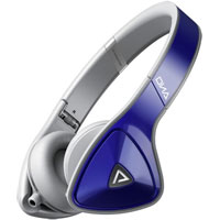Monster DNA On-Ear Headphones - Cobalt Blue/Light Grey