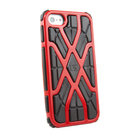 G-Form Xtreme Case for iPhone 5 - Red/Black