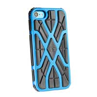 G-Form Xtreme Case for iPod Touch 5G - Blue/Black