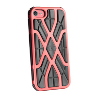 G-Form Xtreme Case for iPod Touch - Pink/Black