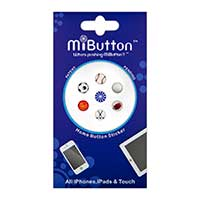 G-Form MiButton Major League Home Button Stickers for Apple Devices