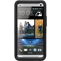 Otter Products Defender Case for HTC One - Black