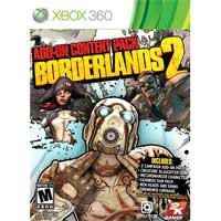 Take Two Borderlands 2 Add-On (Xbox 360)