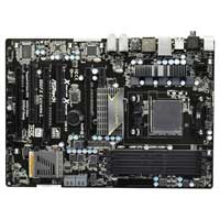 ASRock 990FX Extreme3 Socket AM3 990FX ATX AMD Motherboard - Refurbished
