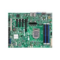 Intel S1200BTL Server Board LGA 1155 C204 ATX Intel Server Motherboard - Refurbished