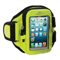 ArmPocket Aero i-10 Medium Armband for iPhone 5, 4, & 4S - Yellow