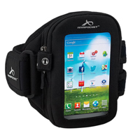 ArmPocket Xtreme i-30 Small Armband for larger smartphones & Otterbox® style cases - Black