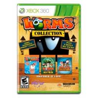 Maximum Games Worms Collection (Xbox 360)