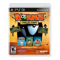 Maximum Games Worms Collection (PS3)
